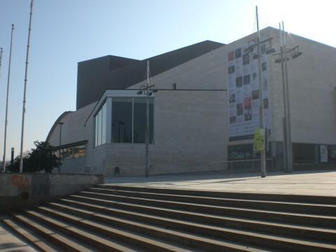 Teatre Auditori de Sant Cugat – DissenyClau sostingut en el temps