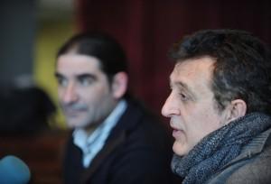 Pep Tugues amb Manolo García