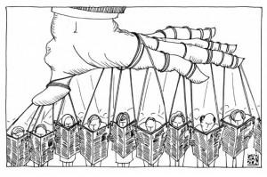 Manipulació mediàtica
