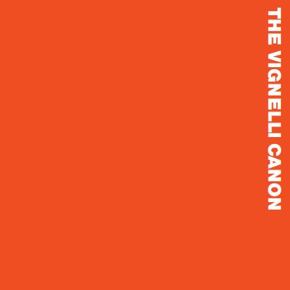 Massimo Vignelli: La bona gestió tipogràfica